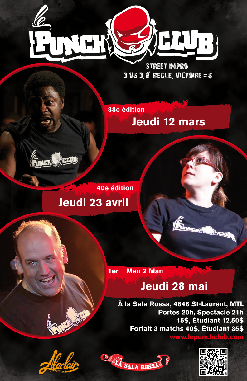 Montreal mars avril mai 2015